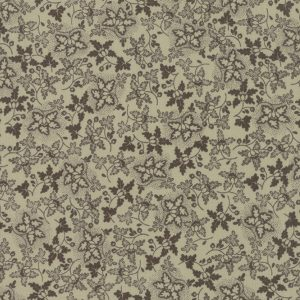 Regency Sussex by Christopher Wilson Tate for Moda 42337 12 Salon Drab quiltstof patchworkstof