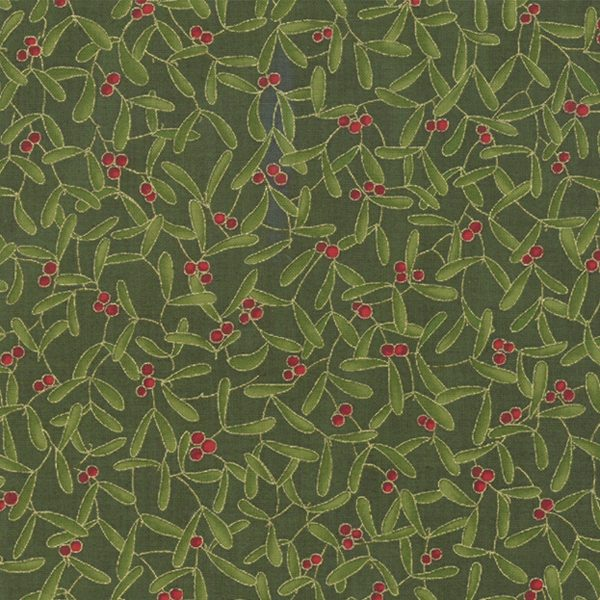 Cardinal Song Metallic Evergreen 33424 13M Moda