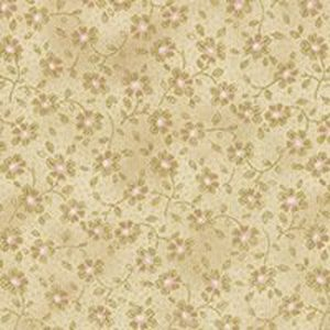 Mrs. March's Collection in Antique 31181 by Lecien Japan Quiltstof