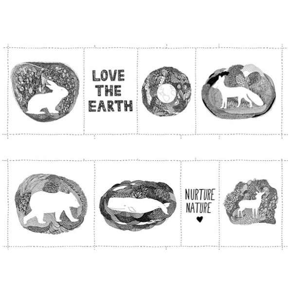 Windham Presents Love The Earth by Virginia Kraljevic