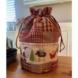 All is Merry & Bright Bag van Anni Downs voor Hatched and Patched