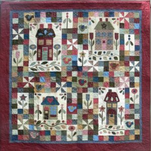 Gail Pan Homecoming Lane Quilt