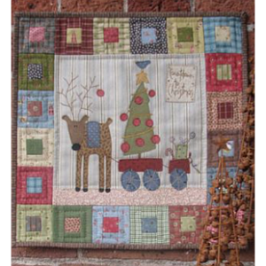 Hatched and Patched Countdown to Christmas Miniquiltje