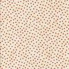 Moda Deb Strain Christmas Countdown Red on Cream Scattered Polkadots 19629 13