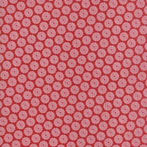 Moda Sweetwater Project Red 5680 21 Quiltstof