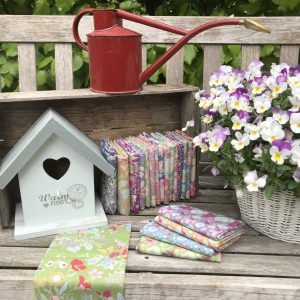 Tilda Gardenlife Complete serie Fat Eight pakket